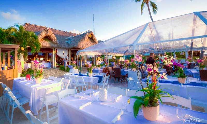 Key Largo Restaurant Key Largo Weddings Key Largo Outside Dining
